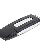 WAV 4GB 192KBPS USB2.0 USB Voice Recorder Black