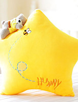 Lovely Cartoon Star Shape Novelty Pillow