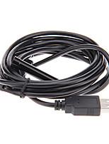 7mm 2M fil USB Endoscope