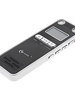 Co-crea 8GB 2.0USB Multi Language FM Tuner Professional Digital Voice Recorder