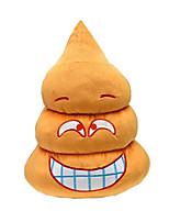 Cartoon Mischievous Sniker Scumon Shape Novelty Pillow