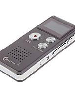 Co-crea 8GB 3D Sound MP3 PlayerFM Tuner Professional Digital Voice Recorder Purple