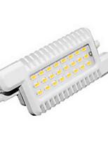H+LUX R7s 13W 24x5630SMD 1250LM CRI>80 6500K Cool/Natural White  Light LED Spot Bulb (220-240V)