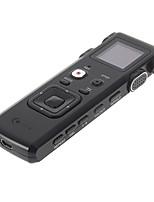 Co-crea 8GB 2.0USB Multi Language FM Tuner Professional Digital Voice Recorder Black