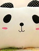 Cute Cartoon Panda Face Novelty Pillow