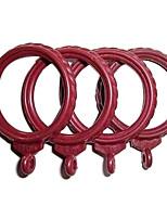 שרף טבעת קליפ Wave שילב מוצקה (קוטר 3.3cm)