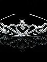 Svatba Svatební Květinový Děti Dívky Crystal Pearl vlasy kapela Čelenka Tiara