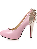 Women's Shoes  Stiletto Heel Heels Pumps/Heels Party & Evening/Dress Blue/Pink/White