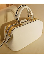Women's Fashion Patent Leather Casual Tote