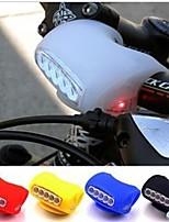 Bike Light , Front Bike Light - 3 Mode Lumens AAA Battery Cycling/Bike Red / White / Blue / Yellow / Black Bike Others