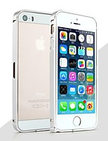 New thin Luxury Hard Aluminum Metal Frame Bumper Case for iPhone 5/5S