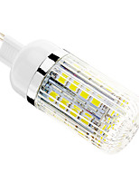 G9 5 W 36 SMD 5050 480 LM Cool White Corn Bulbs AC 110-130/AC 220-240 V