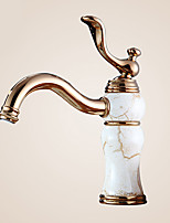 19*8*27.1 Brass  cold and hot water Sink Faucet
