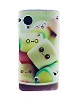 Pour Coque LG Motif Coque Coque Arrière Coque Dessin Animé Flexible PUT pour LG LG Nexus 5