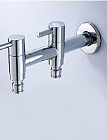 16.5*3*8.2 Brass Chrome cold water Sink Faucet