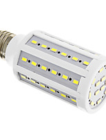 12W E26/E27 LED Corn Lights T 60 SMD 5630 1200 lm Cool White AC 220-240 V