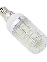 E14 6W 36 SMD 5730 500 LM Cool White T LED Corn Lights AC 220-240 V