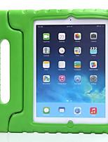 enfants eva mousse poignée antichoc couvercle du boîtier de support pour iPad 2/3/4