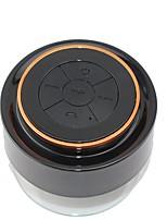 Gebied van Touch ® F012 Oplaadbare Waterdichte USB-schijf en Bluetooth MP3-speler Spreker