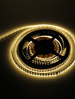 Z®ZDM 5M 48W 600x3528SMD Warm White Light LED Strip Lamp (DC 12V)