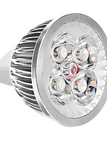 Spot Lights , GU5.3 4 W 320 LM Natural White DC 12/AC 12 V