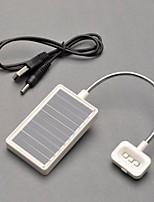 3-LED Multifunctional Solar light Reading Light Emergency Light Yable Lamp