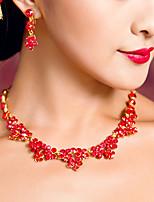 elegante Chinese rode kettingen voor bruiloften