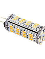 3W G4 LED Corn Lights T 57 SMD 3014 339 lm Warm White DC 12 / AC 12 V