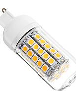 G9 LED Corn Lights T 59 SMD 5050 450-500 lm Warm White AC 220-240 V