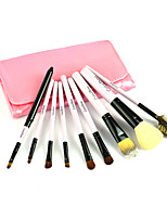 Makeup Brushes Set  9pcs