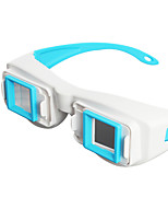 lado reedoon por óculos 3d laterais para computador tela dividida