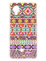 Kinston Colorful Lace Pattern TPU Soft Back Cover Case for Google LG Nexus 5
