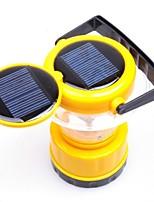 9-LED Solar Lantern Outdoor Super Bright Camping Light