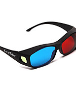Le-Vision General Red Blue Myopia 3D Glasses for Computer TV Mobile