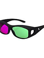 miopia verde reedoon vermelho óculos 3D para o filme 3d