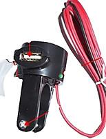 12v сплава водонепроницаемый мотоцикл руль USB мобильный телефон сотовый телефон зарядное устройство