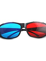 M&K General Myopia Red Blue 3D Glasses for Computer