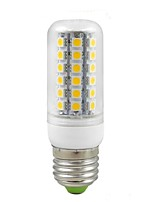 Juxiang E26/E27 6 W 48 SMD 5050 500 LM Warm White/Cool White Recessed Retrofit Decorative Corn Bulbs AC 220-240 V