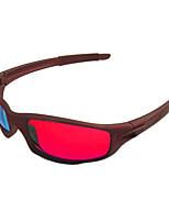 óculos 3d reedoon vermelhas das crianças azuis (vermelho)