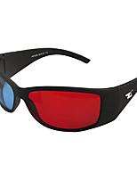 reedoon azul vermelho óculos 3D inofensivos para computador