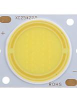 15W COB 1350-1450LM 6000-6500K Холодный белый свет Светодиодные Чип (45-50V, 300uA)