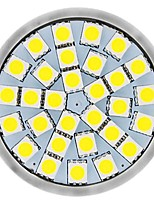 JUXIANG E14 5 W 30 SMD 5050 350 LM Warm White/Cool White MR16 Decorative Spot Lights AC 85-265 V