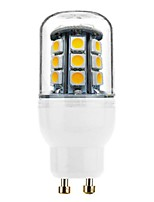 JUXIANG GU10 4 W 27 SMD 5050 300 LM Warm White/Cool White Recessed Retrofit Decorative Corn Bulbs AC 220-240 V