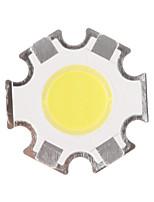 5W COB 450-500LM 6000-6500KBranco Frio Luz LED Chipe (15-17V, 300uA)