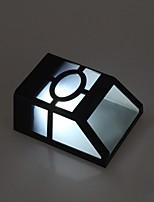 2-LED blanco al aire libre Luz Solar LED de pared de luz Paisaje Pinup Ruta Jardín