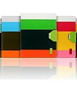 DSD® Colourful Full Body PU Leather Case with Stand for iPad 2/3/4  (Assorted Colors)