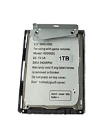 1000GB 1TB HDD hard disk drive&staffa di montaggio per Sony PS3 super slim console Cech-400X