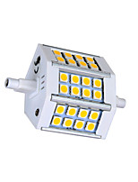R7S 5 W 24 SMD 5050 330lm LM Warm White/Cool White Corn Bulbs AC 85-265 V