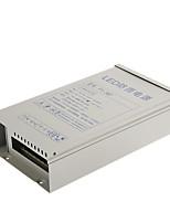 30A 360W DC 24V to AC110-220V Rain-proof Ferric Power Supply for LED Lights