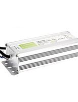 5A 60W DC 12V to AC 90-250V Waterproof Ferric Electronic LED Driver